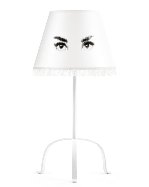 Eye Doll Table Lamp - Audrey from Mineheart | Modern Lighting + Decor