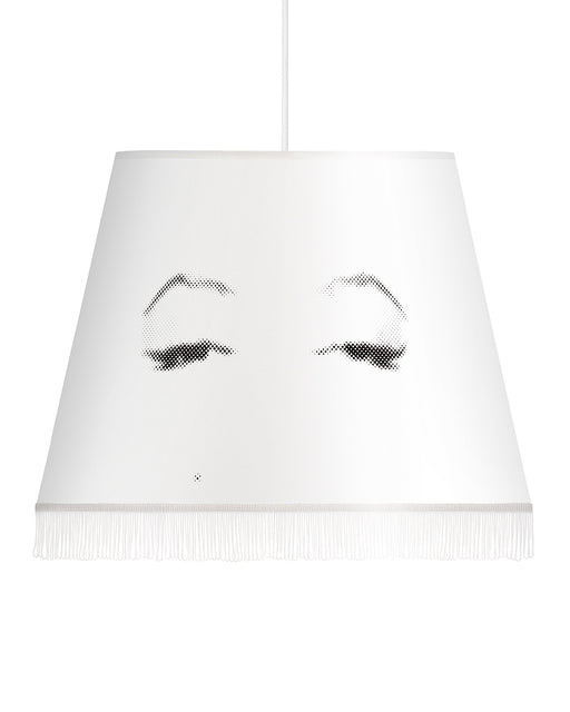 Marilyn Eye Doll Large Pendant Light from Mineheart | Modern Lighting + Decor