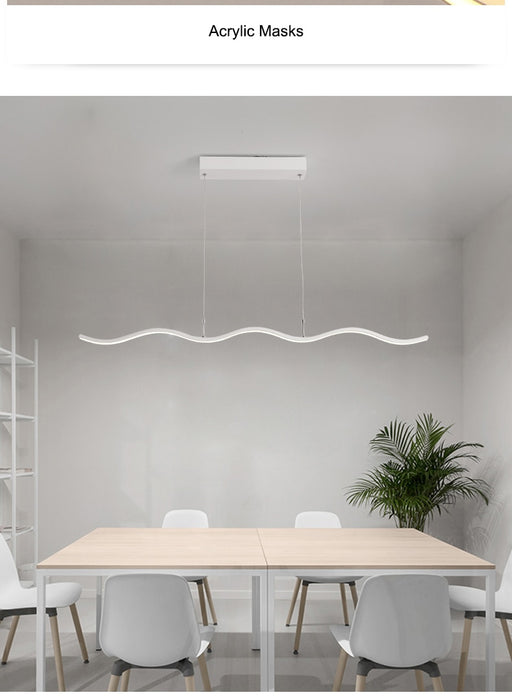 In The Wind LED Pendant Light from Interior Deluxe | Modern Lighting + Decor