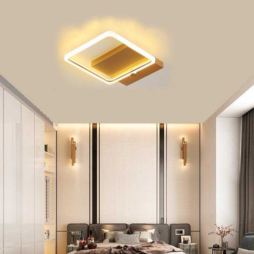 Buy online latest and high quality Dice 1 Arm LED Ceiling Light from Interior Deluxe | Modern Lighting + Decor