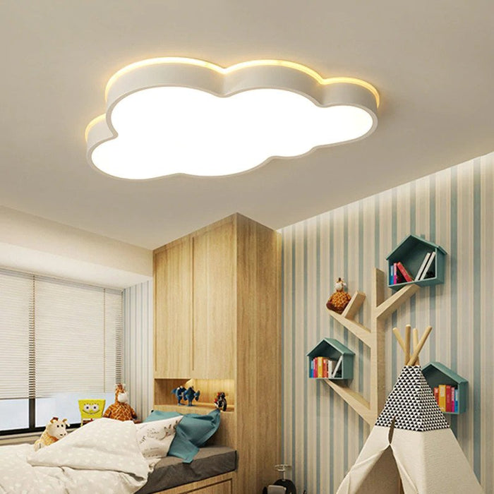 Cloudious LED Ceiling Light from Interior Deluxe | Modern Lighting + Decor