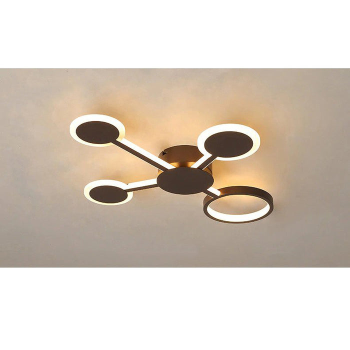 Buy online latest and high quality Sonya LED Ceiling Light from Interior Deluxe | Modern Lighting + Decor
