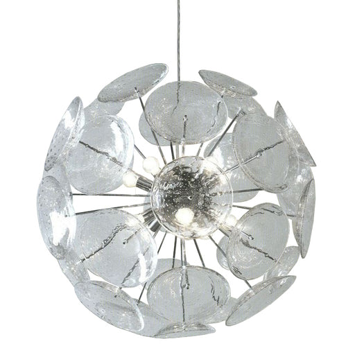 Anidride Chandelier from Mazzega 1946 | Modern Lighting + Decor