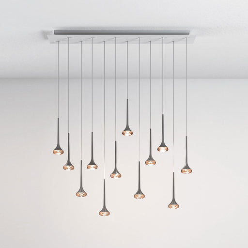 Buy online latest and high quality Fairy 12 Pendant Light - Rectangle from Axo | Modern Lighting + Decor
