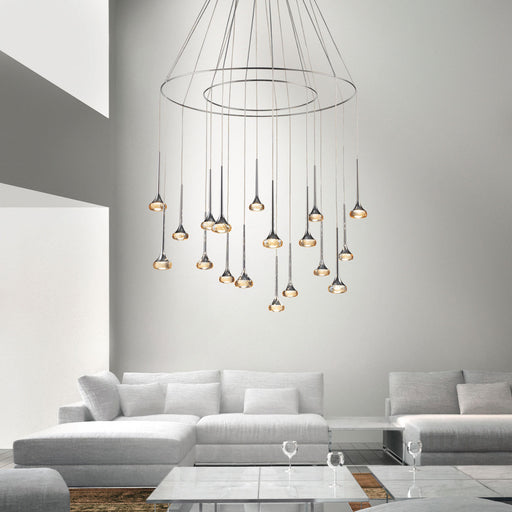 Fairy 18 Pendant Light - Round from Axo | Modern Lighting + Decor