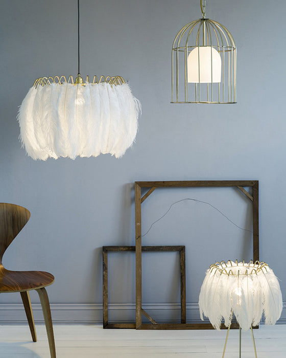 Buy online latest and high quality Birdcage Pendant Lamp from Mineheart | Modern Lighting + Decor