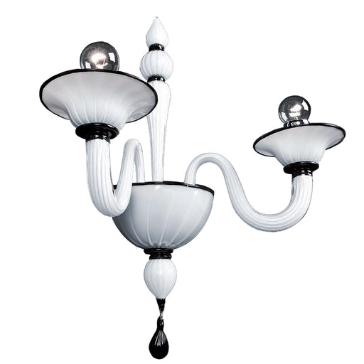 Fegalliano Wall Sconce from Mazzega 1946 | Modern Lighting + Decor