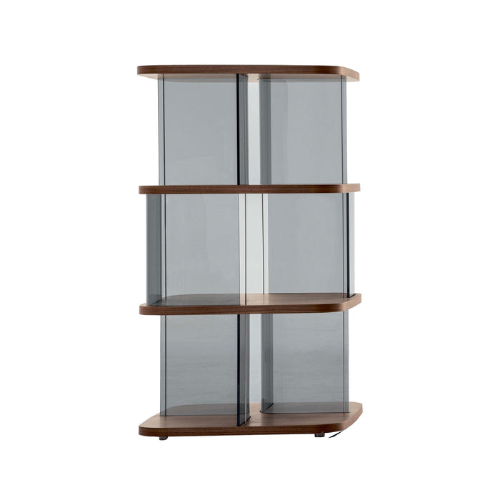 Buy online latest and high quality La Fenice Small Bookshelf from Tonin Casa | Modern Lighting + Decor