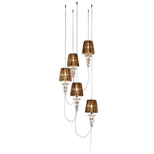 Gadora TE S5 Suspension Lamp from EviStyle | Modern Lighting + Decor