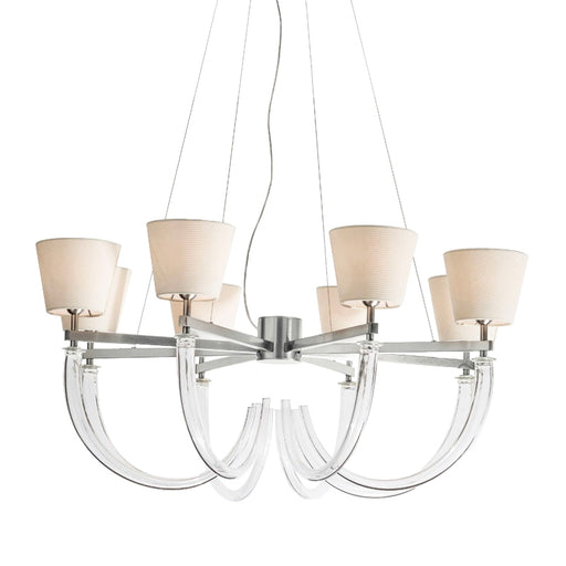 Flirt Life Chandelier from Mazzega 1946 | Modern Lighting + Decor