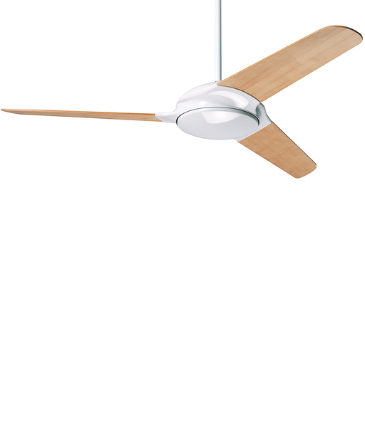 Flow Ceiling Fan from Modern Fan | Modern Lighting + Decor
