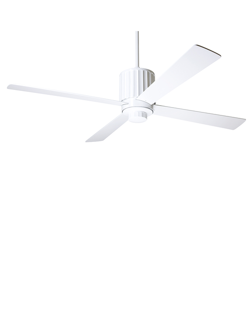 Flute Ceiling Fan from Modern Fan | Modern Lighting + Decor