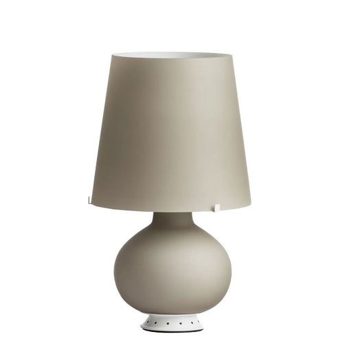 Fontana 53 Table Lamp - Double Light Controls from Fontana Arte | Modern Lighting + Decor