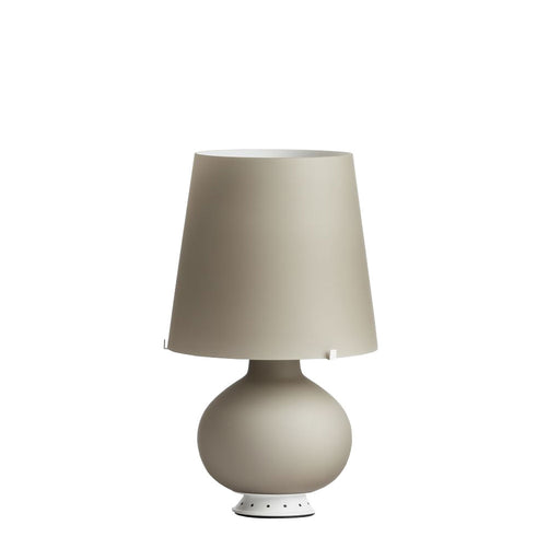 Fontana 34 Table Lamp - Double Light Controls from Fontana Arte | Modern Lighting + Decor