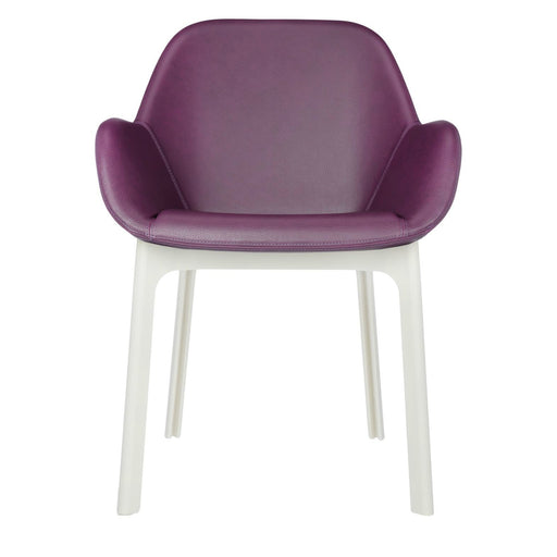 Clap Eco-leather Armchair from Kartell | Modern Lighting + Decor