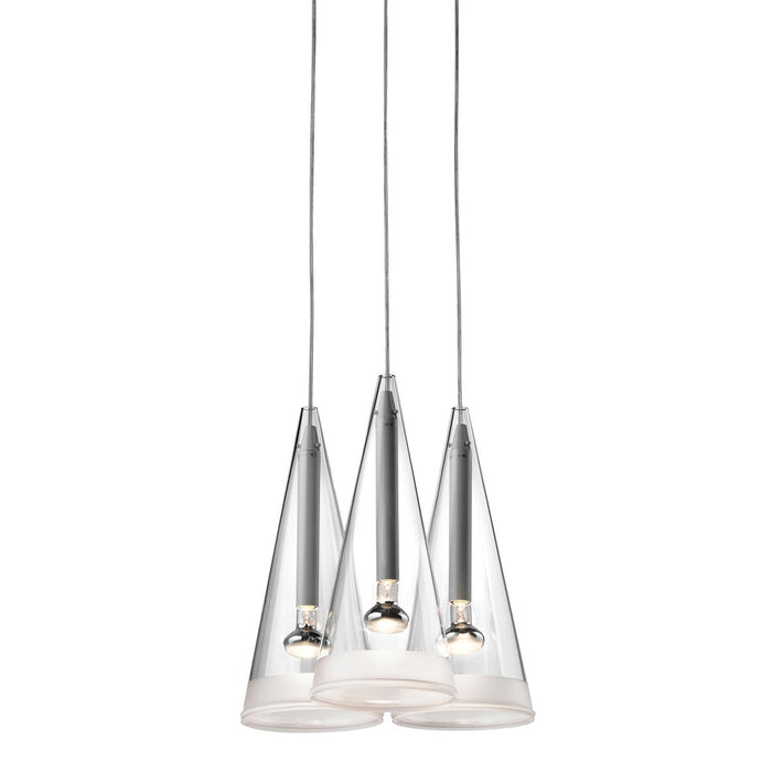 Buy online latest and high quality Fucsia 3 Pendant Light from Flos | Modern Lighting + Decor