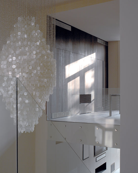 Buy online latest and high quality Fun 8DM Chandelier from Verpan | Modern Lighting + Decor