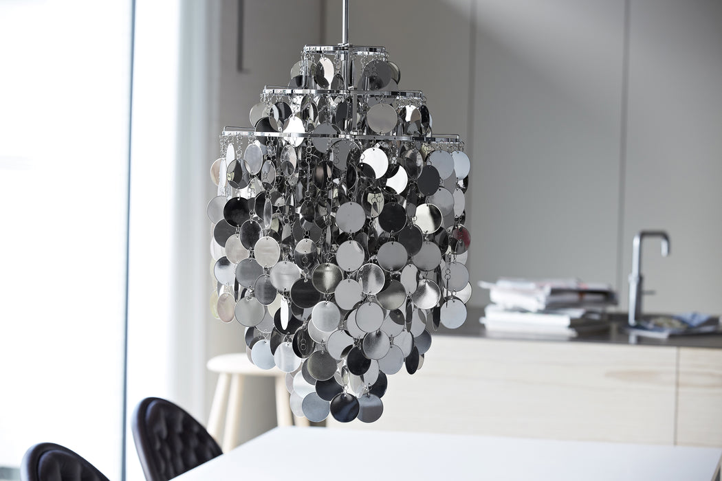 Buy online latest and high quality Fun 1DA Pendant Light from Verpan | Modern Lighting + Decor