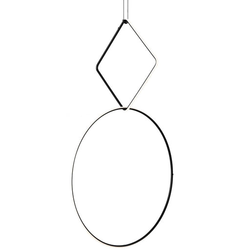 Arrangements Square Large Round Large Suspension from Flos | Modern Lighting + Decor