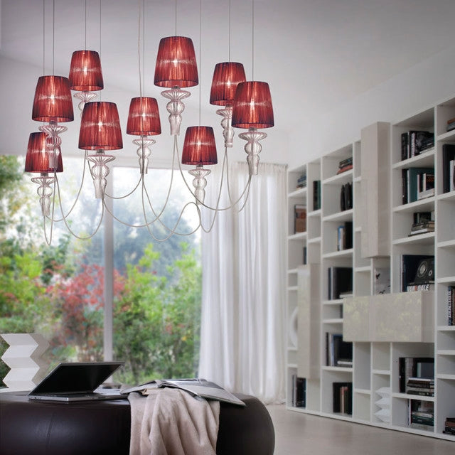 Gadora SO9 Suspension Lamp from EviStyle | Modern Lighting + Decor