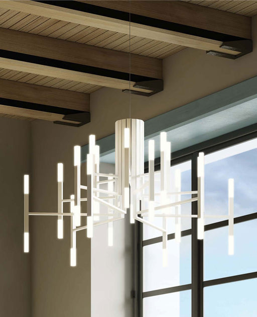 TheLight 18 Light Chandelier from Alma Light | Modern Lighting + Decor