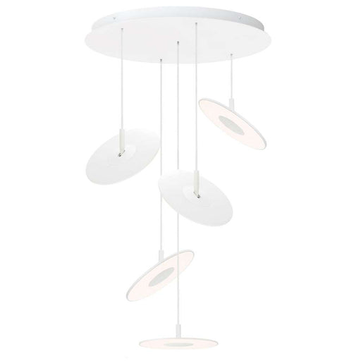 Circa 5 Chandelier from Pablo Designs | Modern Lighting + Decor