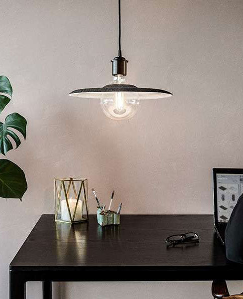 Shade Pendant Light from Vita Copenhagen | Modern Lighting + Decor