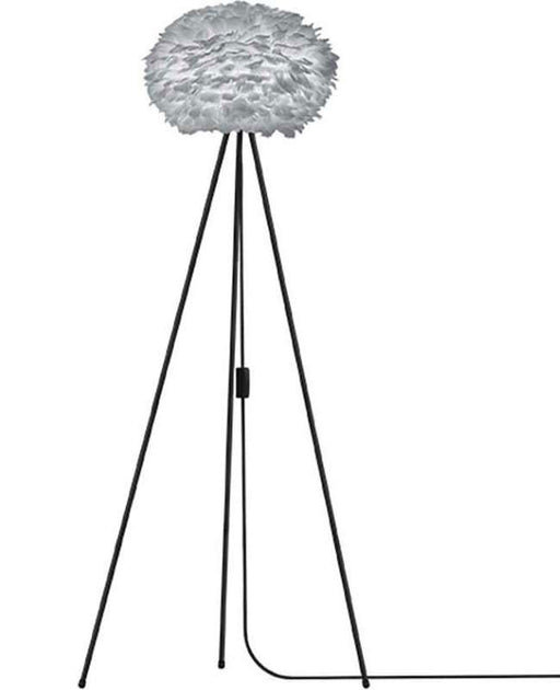 Eos White Tripod Floor Lamp from Vita Copenhagen | Modern Lighting + Decor