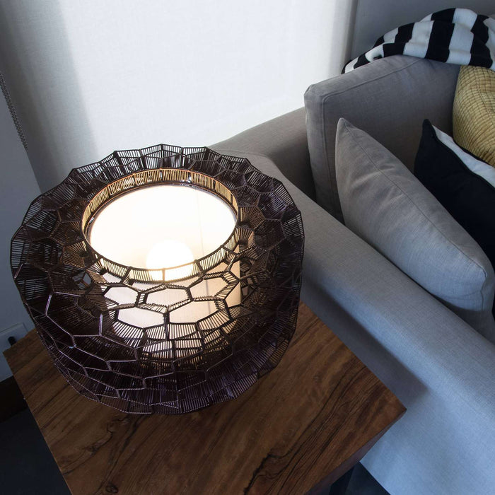 Buy online latest and high quality Honeycomb Table Lamp from Schema Lighting | Modern Lighting + Decor