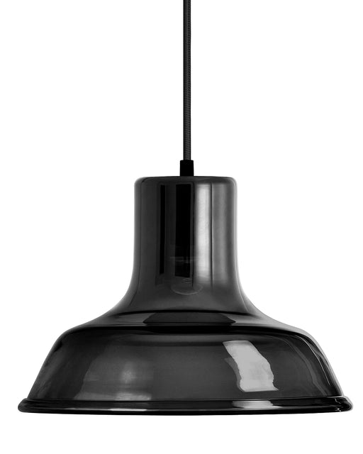 Noir Factory Pendant Lamp from Mineheart | Modern Lighting + Decor