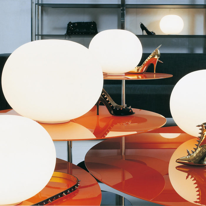 Buy online latest and high quality Glo-Ball Basic Table Lamp from Flos | Modern Lighting + Decor