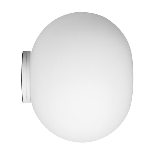 Glo-Ball C/W Zero Wall/Ceiling Light from Flos | Modern Lighting + Decor