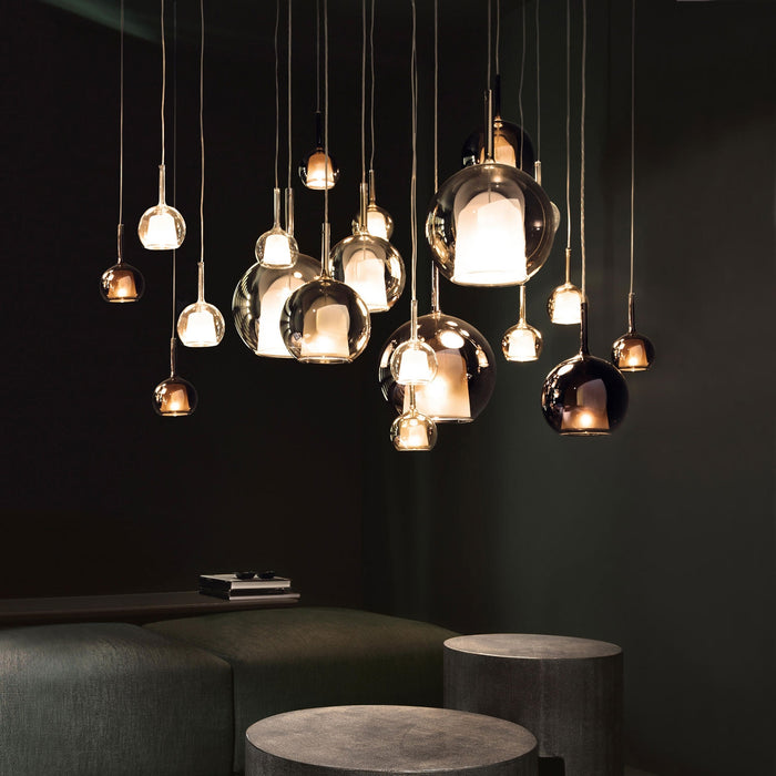 Glo Pendant Light Medium from Penta | Modern Lighting + Decor