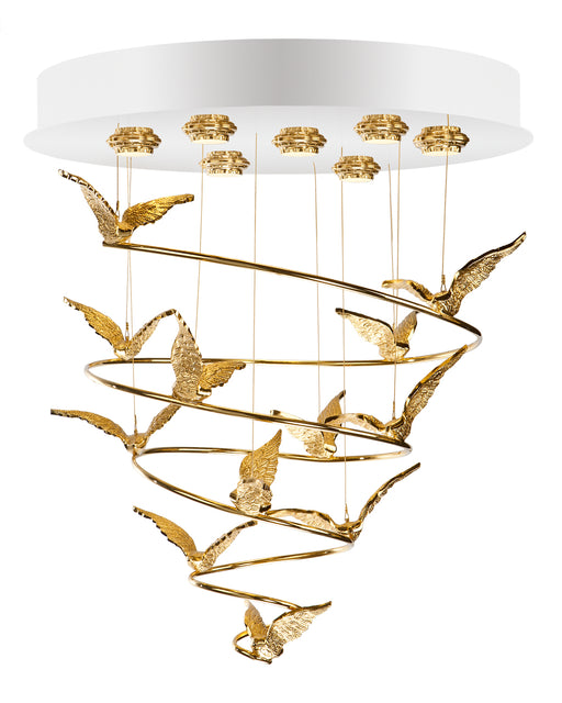 Buy online latest and high quality Glamour Chandelier - GMR-0118/7 from Creaciones Cordon | Modern Lighting + Decor