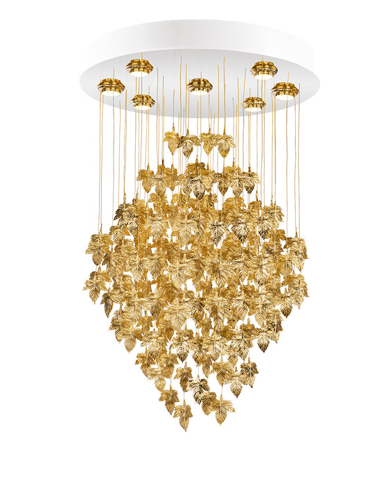 Glamour Chandelier - GMR-0120/7 from Creaciones Cordon | Modern Lighting + Decor