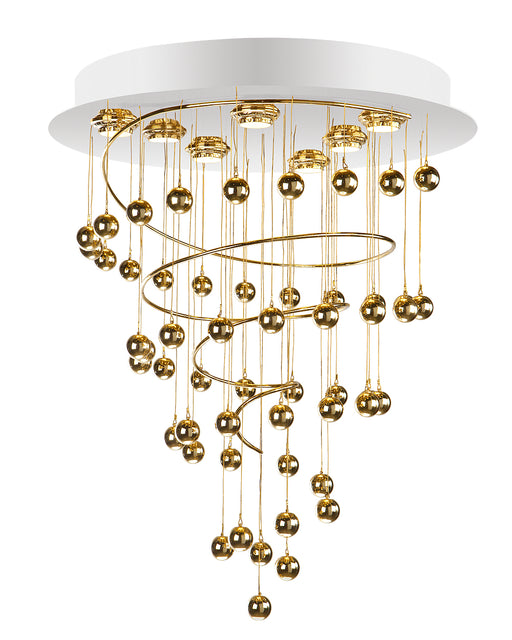 Glamour Chandelier - GMR-0122/7 from Creaciones Cordon | Modern Lighting + Decor