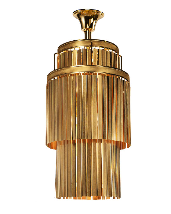 Glamour Chandelier - GMR-0164/12 from Creaciones Cordon | Modern Lighting + Decor