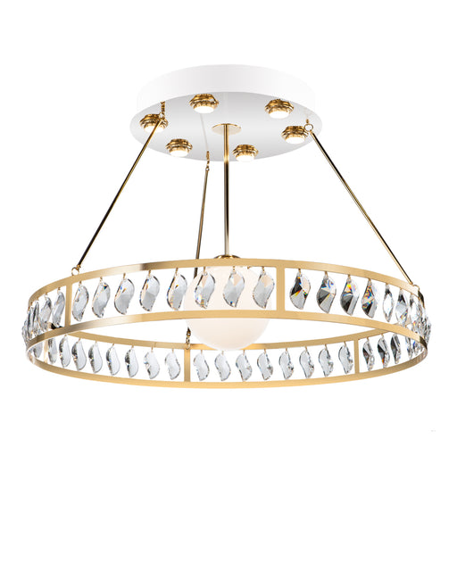 Glamour Chandelier - GMR-0172/7 from Creaciones Cordon | Modern Lighting + Decor