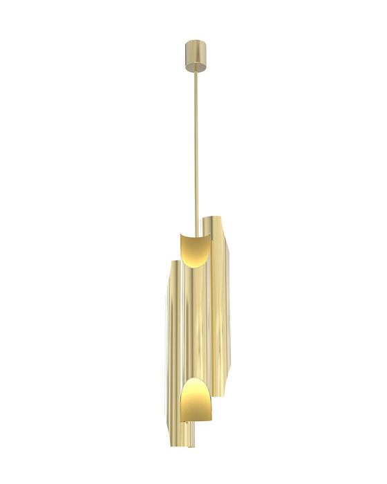 Galiano 3 Pendant Light from Delightfull | Modern Lighting + Decor
