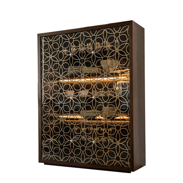 Buy online latest and high quality Granada 9-Door Cabinet from Tonin Casa | Modern Lighting + Decor