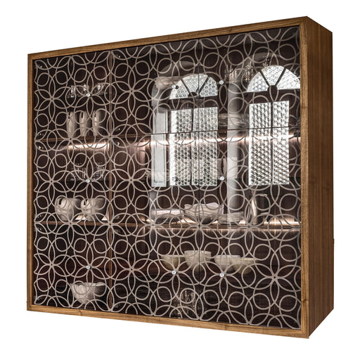 Granada 12-Door Cabinet, Tall from Tonin Casa | Modern Lighting + Decor