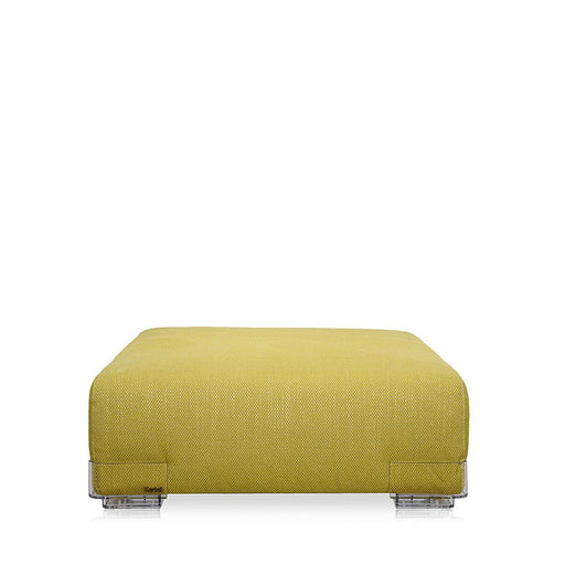 Plastics Duo Rectangular pouf from Kartell | Modern Lighting + Decor
