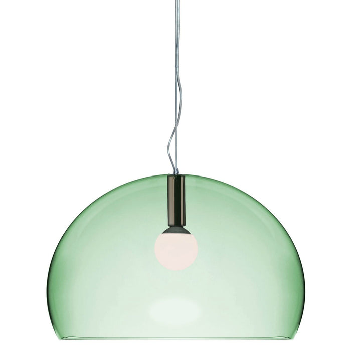 Buy online latest and high quality FL/Y Big Pendant Light from Kartell | Modern Lighting + Decor