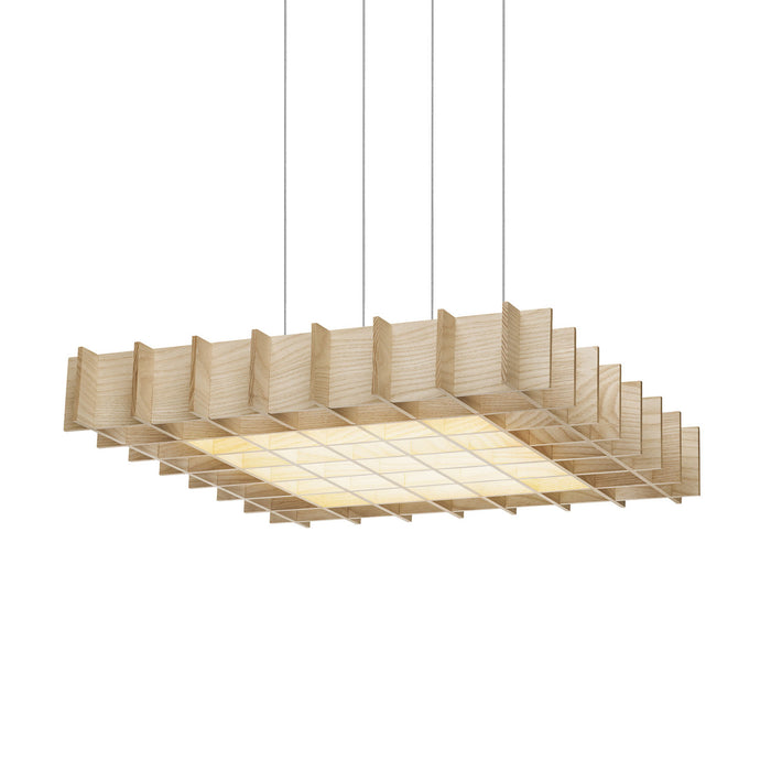 Grid Single Pendant Light from Pablo Designs | Modern Lighting + Decor