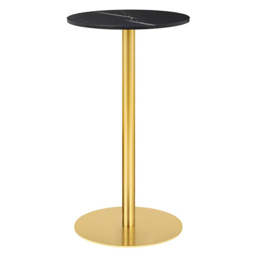 Buy online latest and high quality GUBI 1.0 Bar Table - Round 60cm from Gubi | Modern Lighting + Decor
