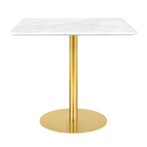 Buy online latest and high quality GUBI 1.0 80x80 Dining Table from Gubi | Modern Lighting + Decor