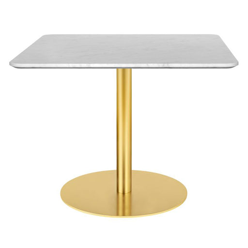 Buy online latest and high quality GUBI 1.0 80x80 Lounge Table from Gubi | Modern Lighting + Decor