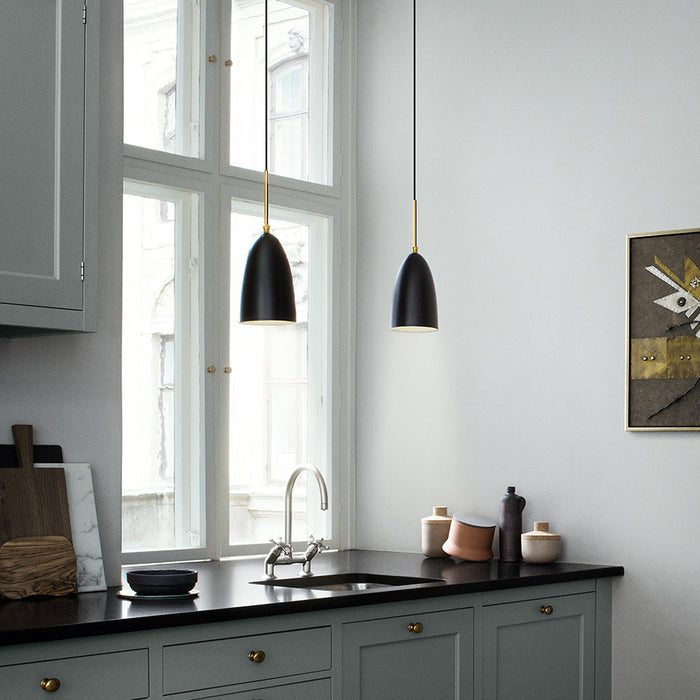 Buy online latest and high quality Grashoppa Pendant Light from Gubi | Modern Lighting + Decor