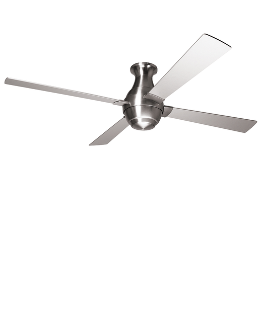 Gusto Flush Ceiling Fan from Modern Fan | Modern Lighting + Decor