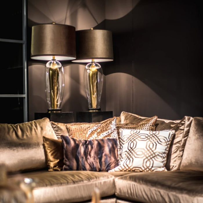 Rosedale Tall Table Lamp from Pieter Adam | Modern Lighting + Decor